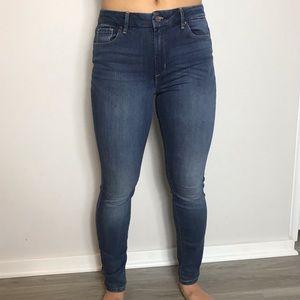 Jessica Simpson Skinny High Rise Jeans